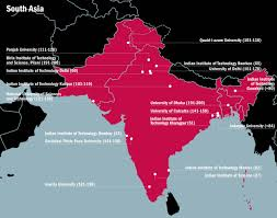 South India Map by India Leads In South Asia But Its Neighbours Are Closing The Gap