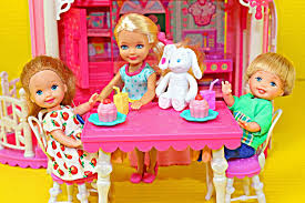 barbie chelsea clubhouse disney frozen elsa anna kids dolls