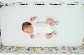 Baby Sleeping In A Crib by Rate Of Infant Deaths In Unsafe Sleep Environments Unchanged