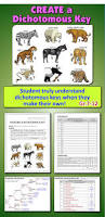 dichotomous key create a dichotomous key activity editable