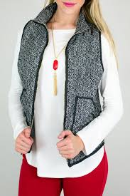 Arkansas Travel Vests images Wanna b printed quilted vest from arkansas by siloe shoptiques jpg