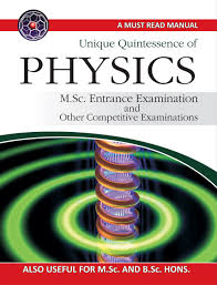complete guide m sc entrance examination physics pb buy
