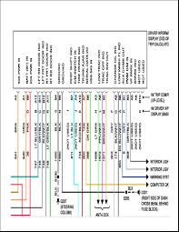 stereo wiring diagram for 2000 bonneville ssei 2000 grand am