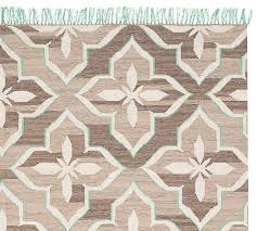 Aqua Outdoor Rug Indoor Outdoor Rug Swatch Pottery Barn