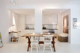 Scandinavian Kitchen Ideas  BayTownKitchen - Scandinavian kitchen table