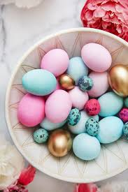 pink easter eggs 20 modern easter egg décor ideas to rock shelterness