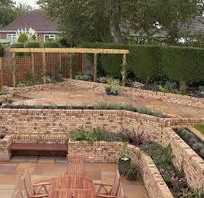 stunning sloping garden design ideas gallery decorating interior