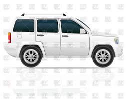 jeep safari white white suv 4x4 off road jeep vector clipart image 45326 u2013 rfclipart