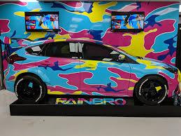 jake paul car jake paul pop up takes la by storm license global