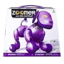 zoomer shadow zoomer interactive dog purple exclusive kidtoytesters youtube