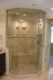 neo angle shower enclosures modern bathroom orange county