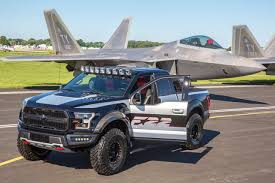 ford raptor truck pictures ford s jet inspired raptor truck is equal parts absurd and awesome