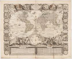 Printable Maps Remodelaholic 20 Free Vintage Map Printable Images