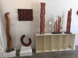 news about contemporary wood sculptures and modern in san