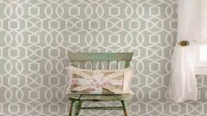 Stick And Peel Wallpaper by Wall Pops Nu1425 Taupe Quatrefoil Peel And Stick Wallpaper Youtube