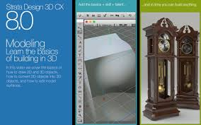 3d software modeling u0026 animation for mac design 3d cx