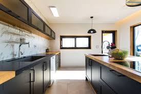 cabinet lighting galley kitchen galley kitchens pros cons and tips
