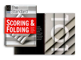 sappi standard 4 scoring and folding graphis