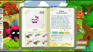kissy kissy halloween moshi monsters getting kissy youtube
