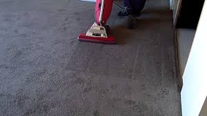 Vaccumming Sanitaire Sc899f Vacuuming A Dirty Carpet Part 2 Youtube
