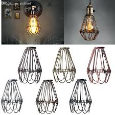 wire cage l shade cage light covers best wire cage light covers etcetc co