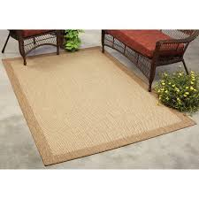 Outdoor Mats Rugs Mainstays Herringbone Indoor Outdoor Rug Walmart