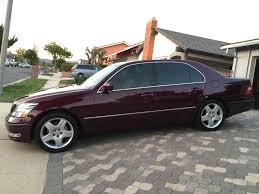 lexus ls430 rims gs wheels on my 04 ls430 clublexus lexus forum discussion