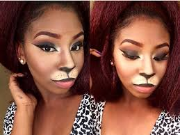 how to do halloween makeup cat costume makeup tutorial halloween 2015 youtube