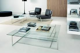coffee table furniture of contemporary glass coffee tables 3pc