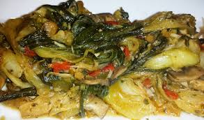 cuisiner le chou chinois cuit recette choux pack choï ou chou de chine amapp des