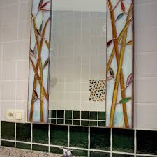 mirrors novus stained glass