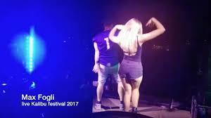 max fogli u0026 jack wretch live kalibu festival
