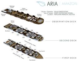 aria amazon cruise ship facts about the aria amazon aqua expeditions