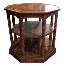 leather top side table chestnut lane antiques tables chestnut lane antiques interiors