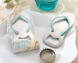 bottle opener favors pop the top flip flop bottle opener wedding favors