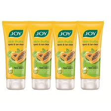 joy facewash buy joy skin fruits spots tan clear papaya face