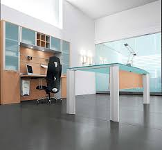Home Office Interior Design by Contemporary Home Office With Krystal Executive Desk Interior