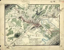 Geography Of Virginia World Atlas by Battle Of Fisher U0027s Hill Virginia No 26 Civil War Trust