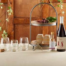wine themed bridal shower top 4 fall bridal shower ideas