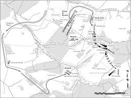 George Washington University Map by Fatal Sunday George Washington And The Monmouth Campaign Of 1778