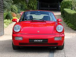 porsche 964 red used 1994 porsche 911 3 6 964 carrera 2 47 000 miles rare no