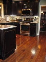 Kitchen Hardwood Floors by Trafficmaster Allure Ultra Wide 8 7 In X 47 6 In Southern