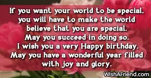 Wish Quotes Sayings Birthday Sayings