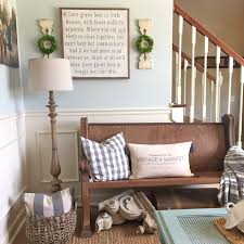 amazing vintage entryway bench u2014 all about home design popular