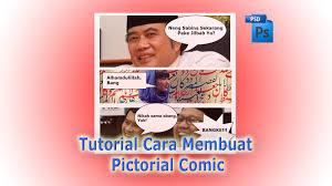 Cara Membuat Meme - tutorial cara membuat meme comic youtube