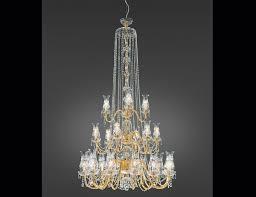 nella vetrina italamp s014 21 swarovski chandelier in gold