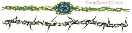 Barbed Wire Tattoos Designs Pictures Armband Tattoos And Designs Page 94