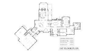 Cape Floor Plans by Rambling Cape Mcphee Associates