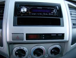 nissan tacoma 2006 toyota tacoma radio receiver car audio lovers