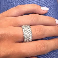 eternity ring finger the meaning of eternity rings